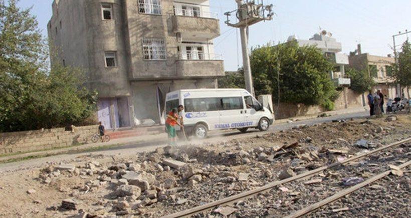 Nusaybin'de zırhlı aracın geçişi sırasında mayın patladı: 5 polis yaralı