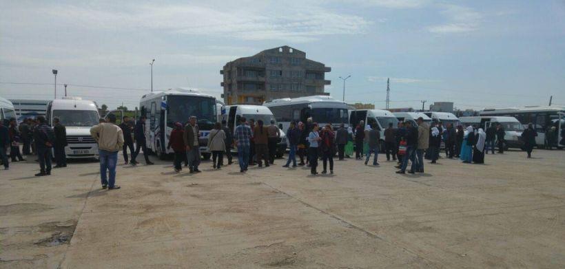 Öcalan'ın doğum günü sebebiyle Amara'ya gitmek isteyenler engelleniyor