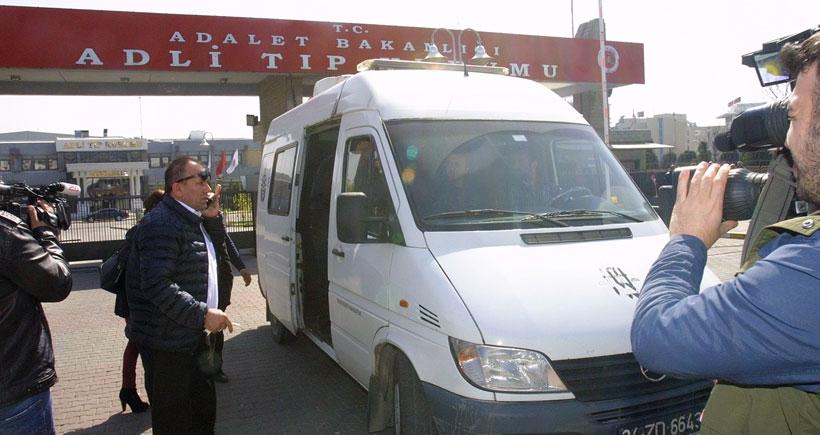 Gülhane Parkında ölenlerin cenazeleri Adli Tıp'tan alındı
