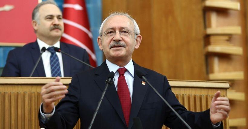 Kılıçdaroğlu: Davutoğlu tam müsamere başbakanı