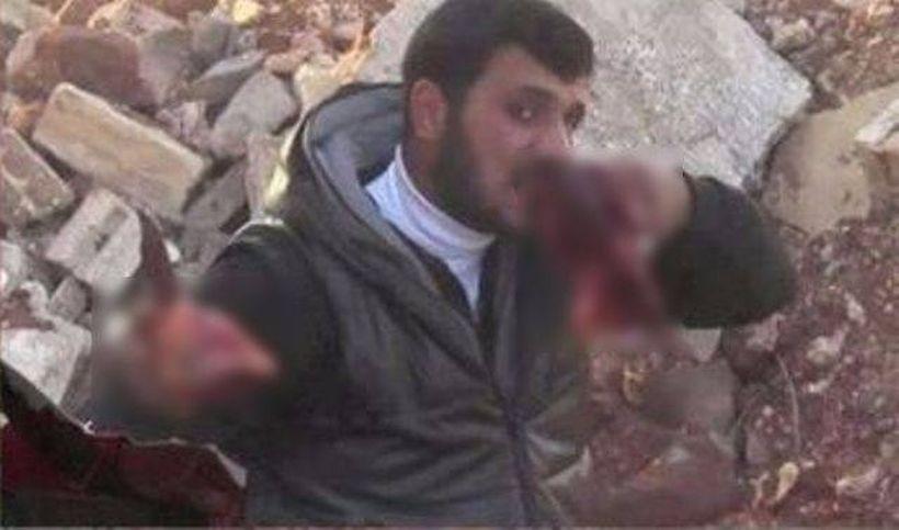 'Kalp yiyen' ÖSO komutanı öldürüldü
