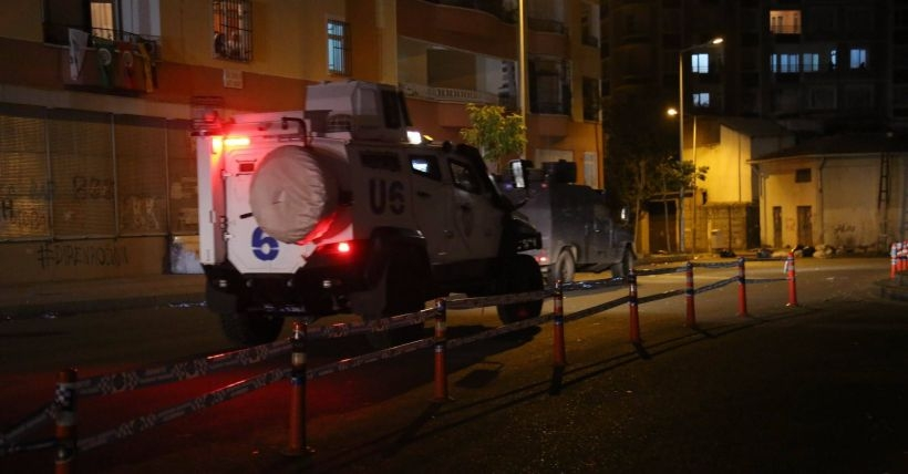 Diyarbakır'da Beyaz Toros'la saldırı: 17 yaşındaki S.Ç. kafasından vuruldu