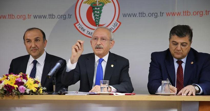 Kılıçdaroğlu: Hem cinsel sapıklığın hem siyasal sapıklığın adresi Erdoğan'dır