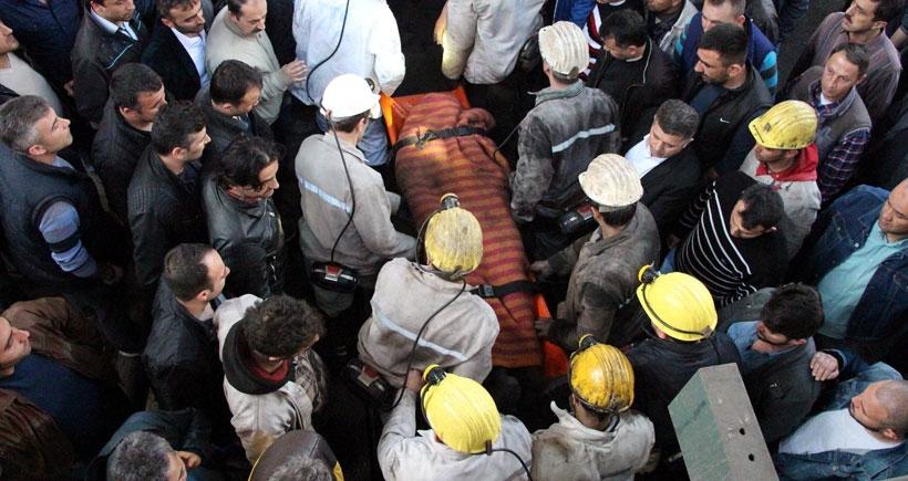 Zonguldak Gelik'te maden ocağında göçük: 1 işçi hayatını kaybetti