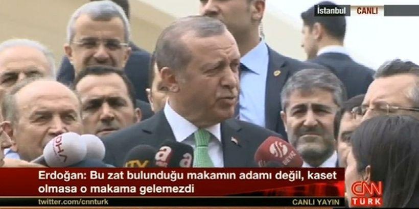 Erdoğan'dan Kılıçdaroğlu'ya: Bulunduğu makamın adamı değil