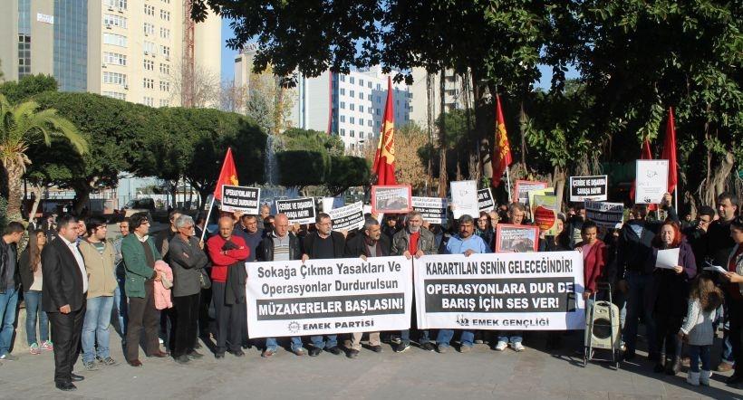 'Saray savaş istiyor' demek ifade özgürlüğü
