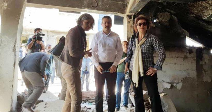 Sosyalist partilerden Cizre'de ortak mücadele vurgusu