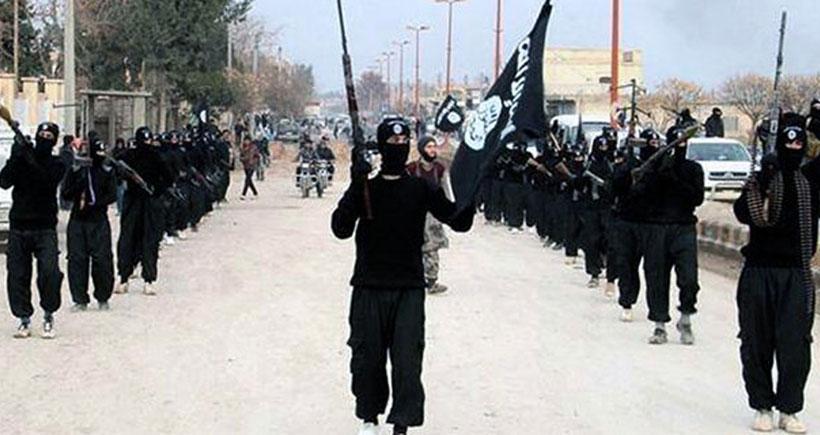 IŞİD'e Türkiye'den kargoyla malzeme göndermişler!