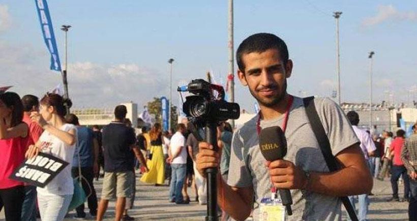 DİHA muhabiri Muhammed Doğru tutuklandı