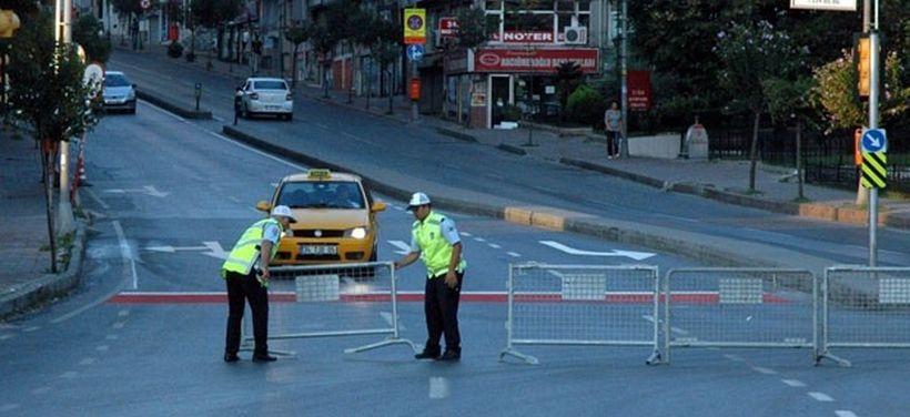 İstanbul Maratonu sebebiyle yarın trafiğe kapatılacak yollar