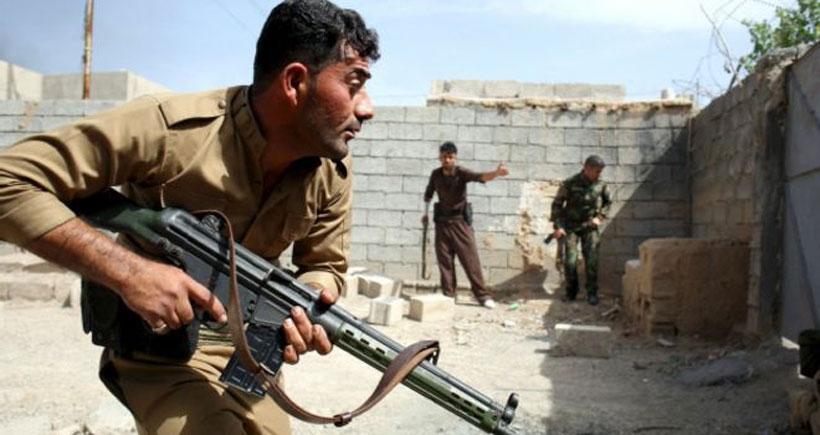 'Peşmergelerle Türkmen birlikleri arasında çatışma' iddiası