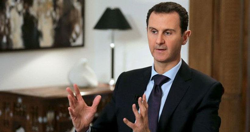 Esad: En azından 2021'e kadar görevde kalmayı planlıyorum