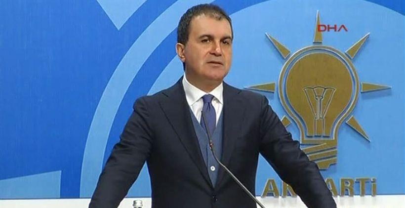 Avrupa Birliği Bakanı Ömer Çelik Brüksel'e gidecek