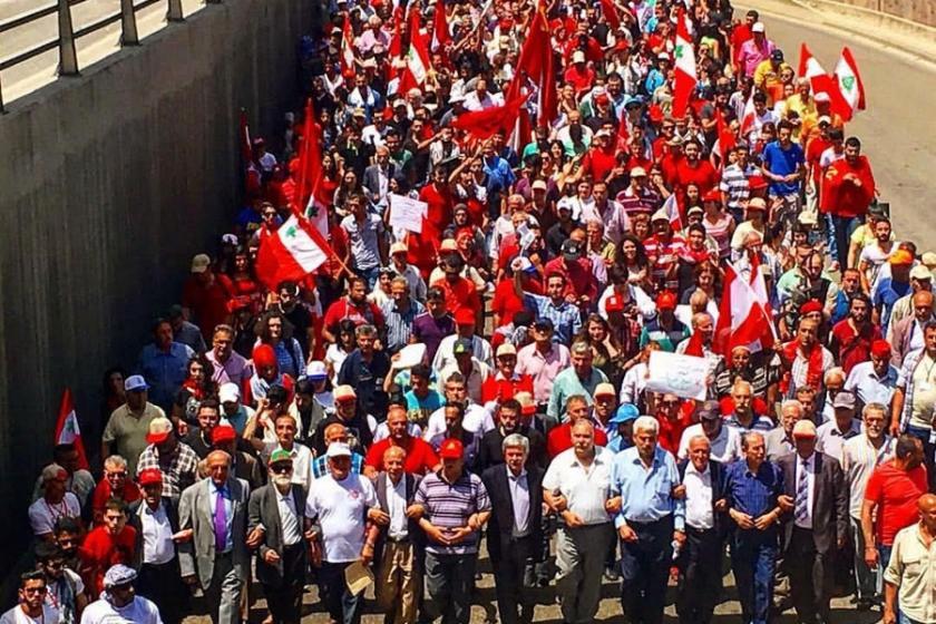 Lübnan'da asgari ücret artışı için hukümete çağrı