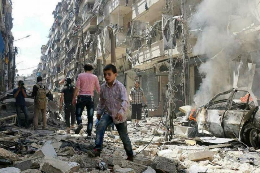 Sınır Tanımayan Doktorlardan Halep açıklaması
