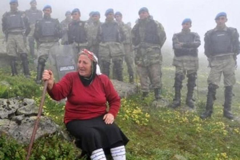 Yeşil Yol için Milli Park sınırında patlayıcı kullanmak izinliymiş