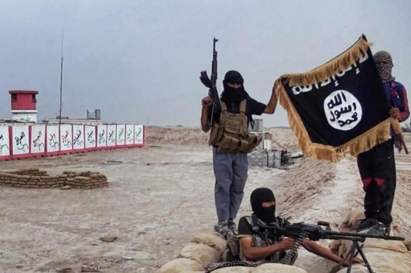IŞİD, stratejik doğal gaz sahasının çoğunluğunu ele geçirdi