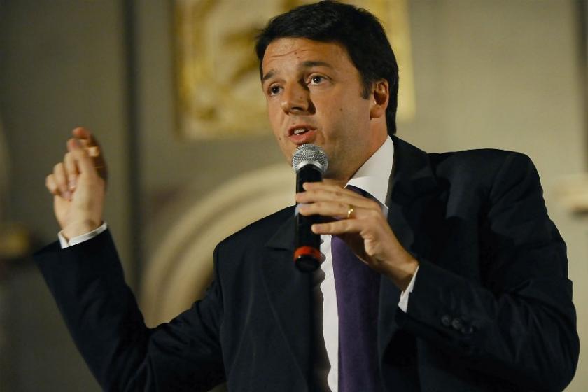 İtalya Başbakanı Renzi'den istifa sinyali