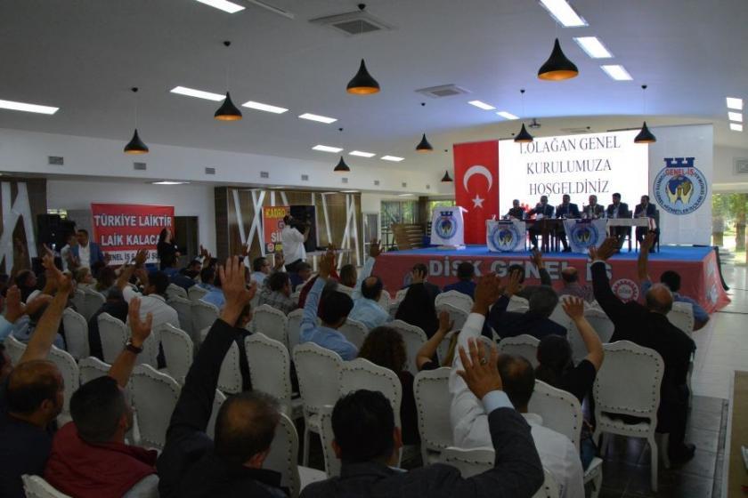 Genel İş İzmir 6 Nolu Şube ilk genel kurulunu gerçekleştirdi