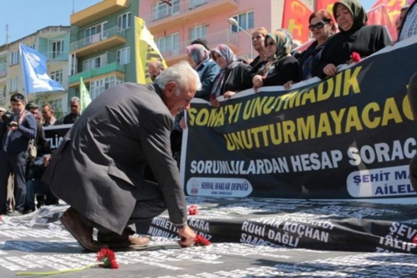 Soma katliamı için patron Alp Gürkan'a da dava açıldı