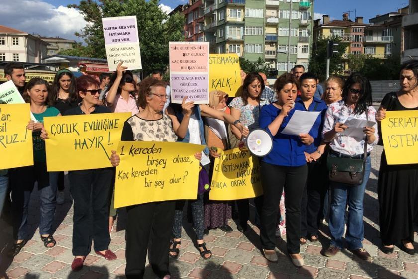 Malatya Kadın Platformu: Tecavüzcü  yasalar istemiyoruz