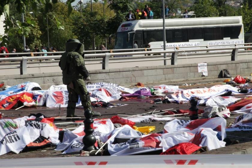 10 Ekim Katliamı: 103 kişi hayatını kaybetti