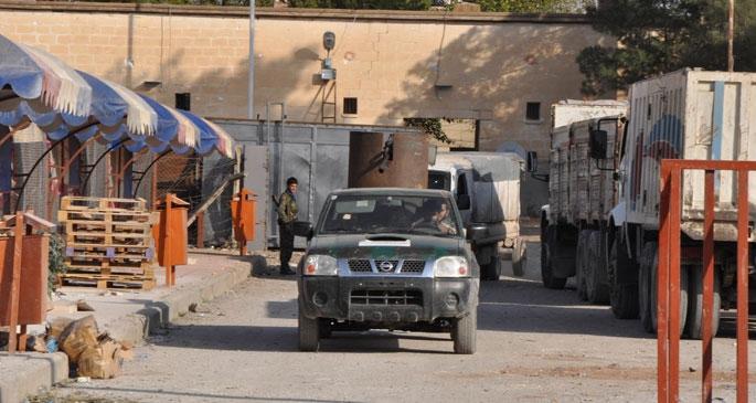 ÖSO'ya bağlı bir grup Kobanê'ye geçti