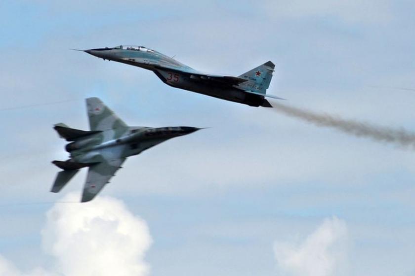 Rusya hava güçlerine Suriye'de 'süresiz' onay