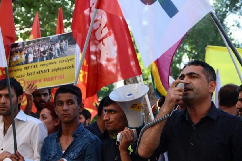 EMEP Genel Başkan Yardımcısı Mehmet Türkmen tutuklandı