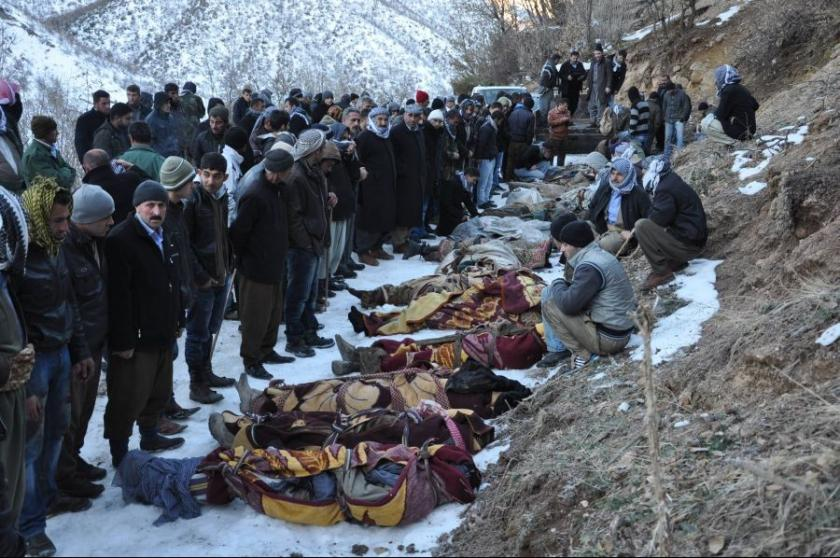 Roboski Katliamı'nı anan öğrencilere dava açıldı