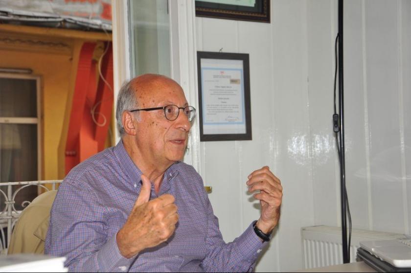 Türmen: Demokrasi mücadelesinde  yeni bir hamle