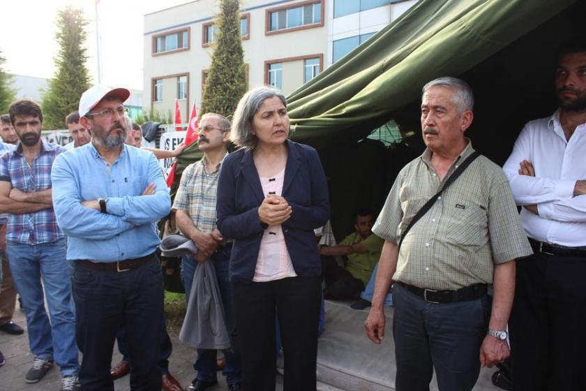 'Kutuplaştırmaya karşı işçilerin birliği örgütlenmeli'