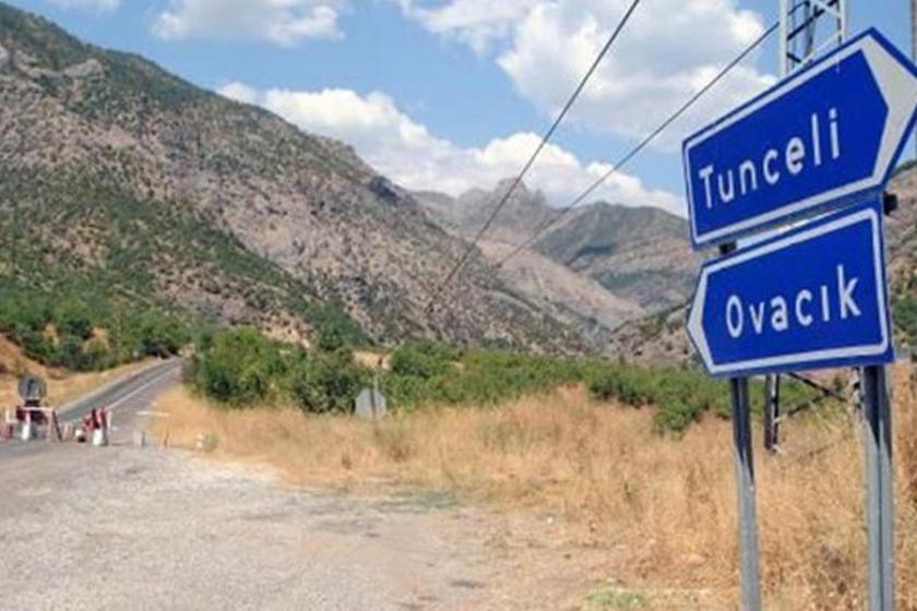 Dersim'de 22 köyde sokağa çıkma yasağı ilan edildi