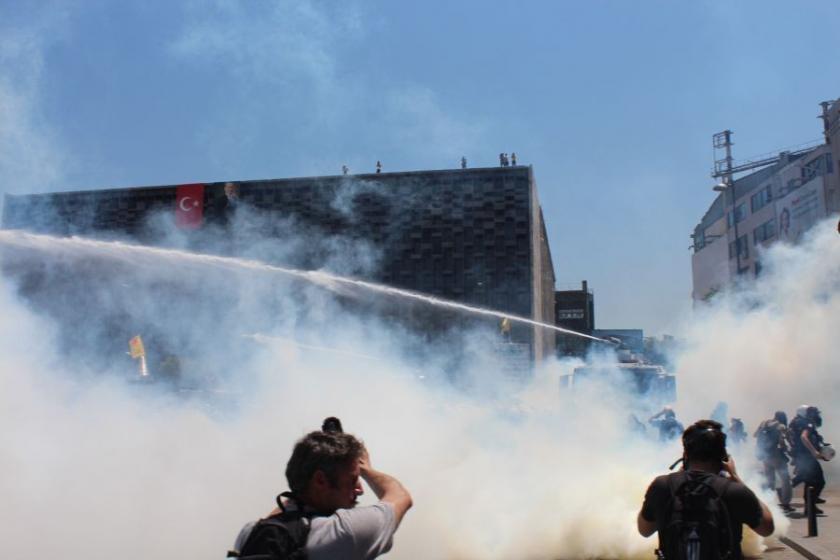 Gezi'de gözünü kaybeden Ünveren'e 1 milyon TL tazminat