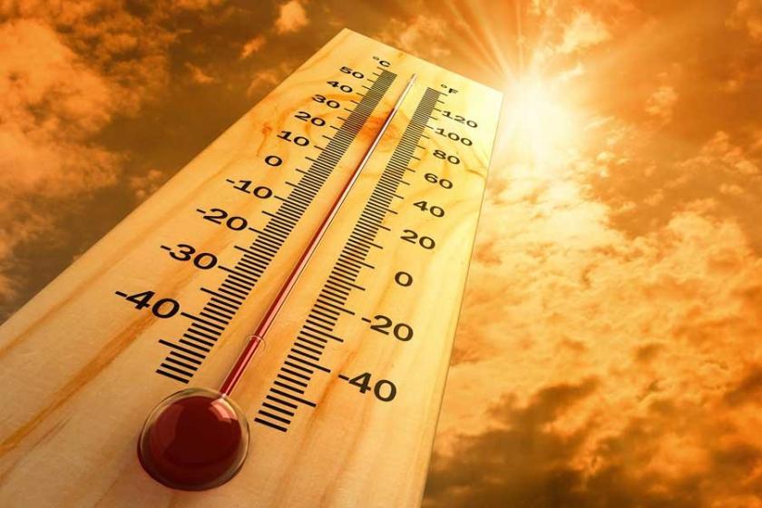 Sıcak hava rekoru 1993'te 48.8 ile Mardin'de kırıldı