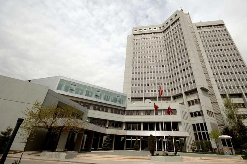 Dışişleri Bakanlığı, Irak'ı kınadı