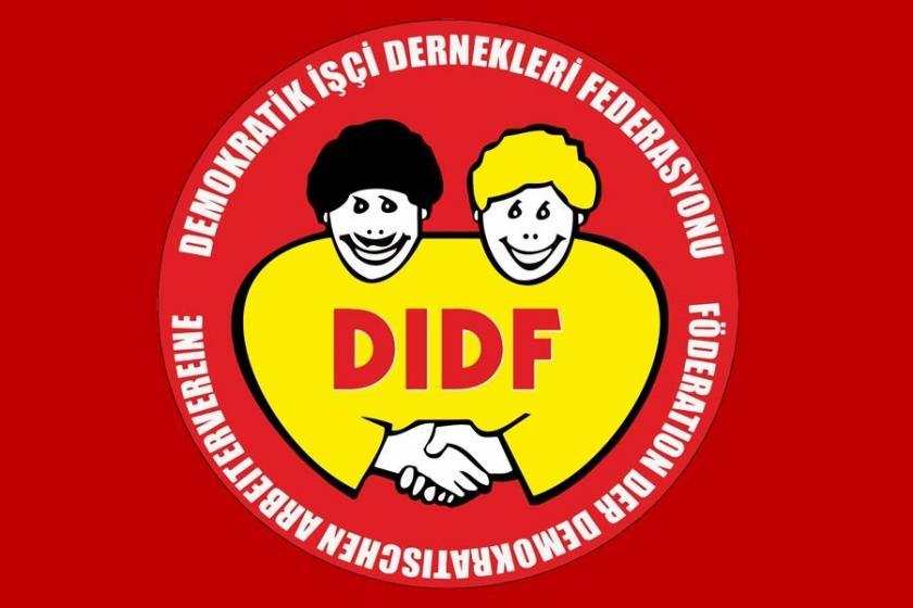 DİDF: Gerçekler karartılamaz
