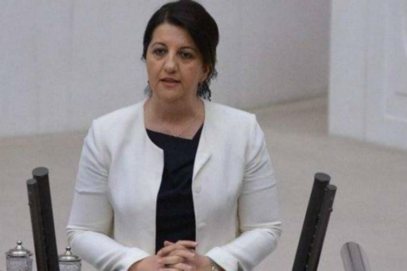 Pervin Buldan yeniden meclis kürsüsüne çıktı