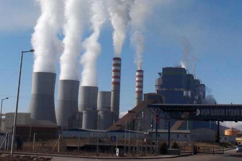 Termik santrallarda Aralık'ta 7.18 milyon ton kömür yakıldı