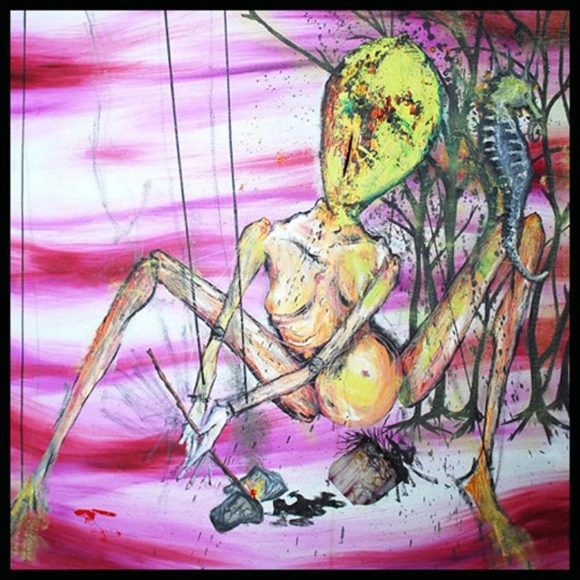 Kurt Cobain'in çizimleri koleksiyon oluyor