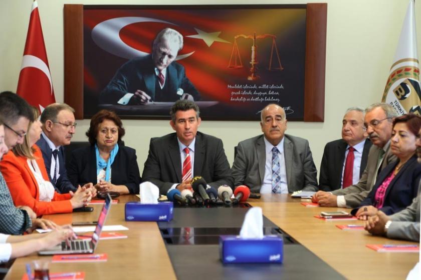 Türkiye Barolar Birliğinden Meclis ve hükümete çağrı