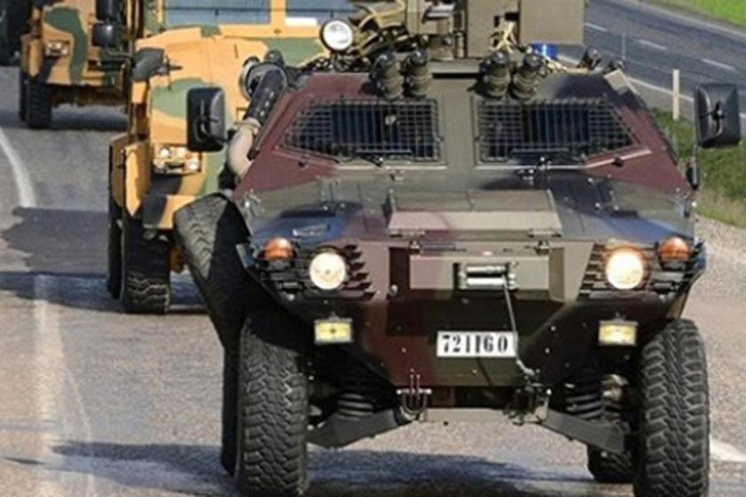 Zırhlı araçlarMeclis gündeminde