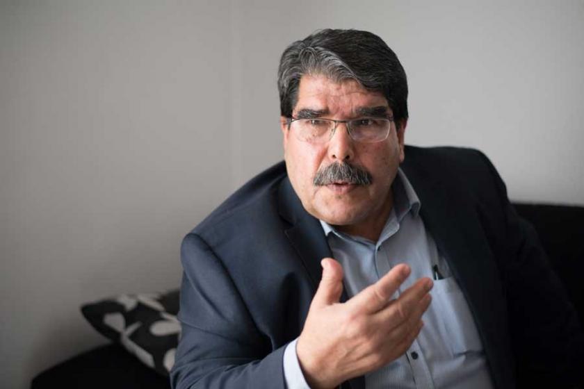 Salih Müslim, hakkındaki yakalama kararına tepki gösterdi