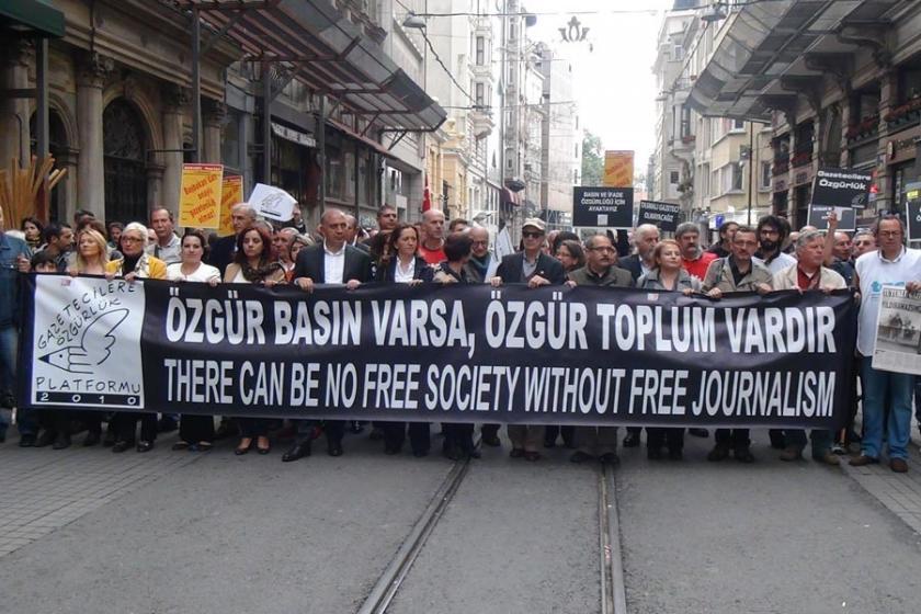 ÇGD Medya Raporu: Baskı, sansür cezalar arttı