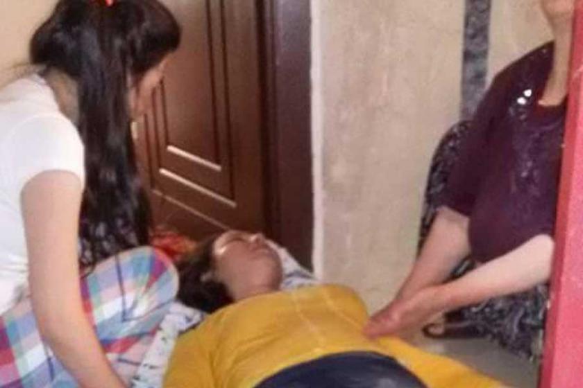 HDP Etimesgut İlçe Eş Başkanının eşi saldırıya uğradı