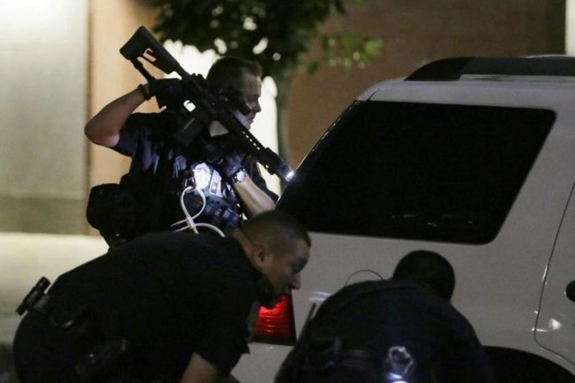ABD polisi 2017'de 987 sivil öldürdü