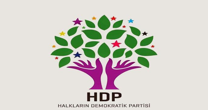 HDP hükümetin partilerine yönelik açıklamalarına cevap verdi