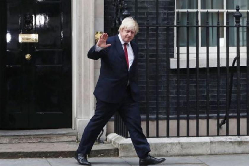İngiltere Dışişleri Bakanı Johnson yarın Ankara'ya geliyor