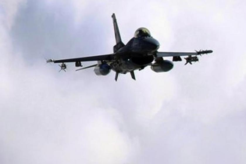 Ankara'da sıra dışı savaş uçağı hareketliliği