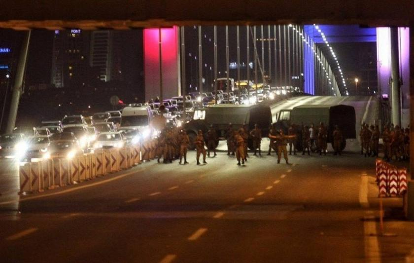 15 Temmuz'un İstanbul'daki ilk iddianamesi kabul edildi